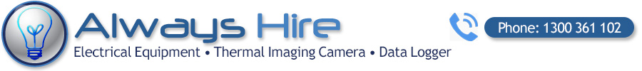 Thermal Imaging Cameras for hire